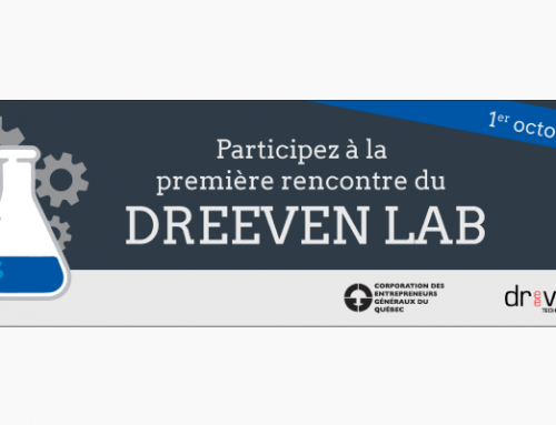 Come & Participate in the First Dreeven Lab!