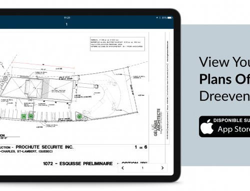 Get Your Plans Offline with Dreeven's Application